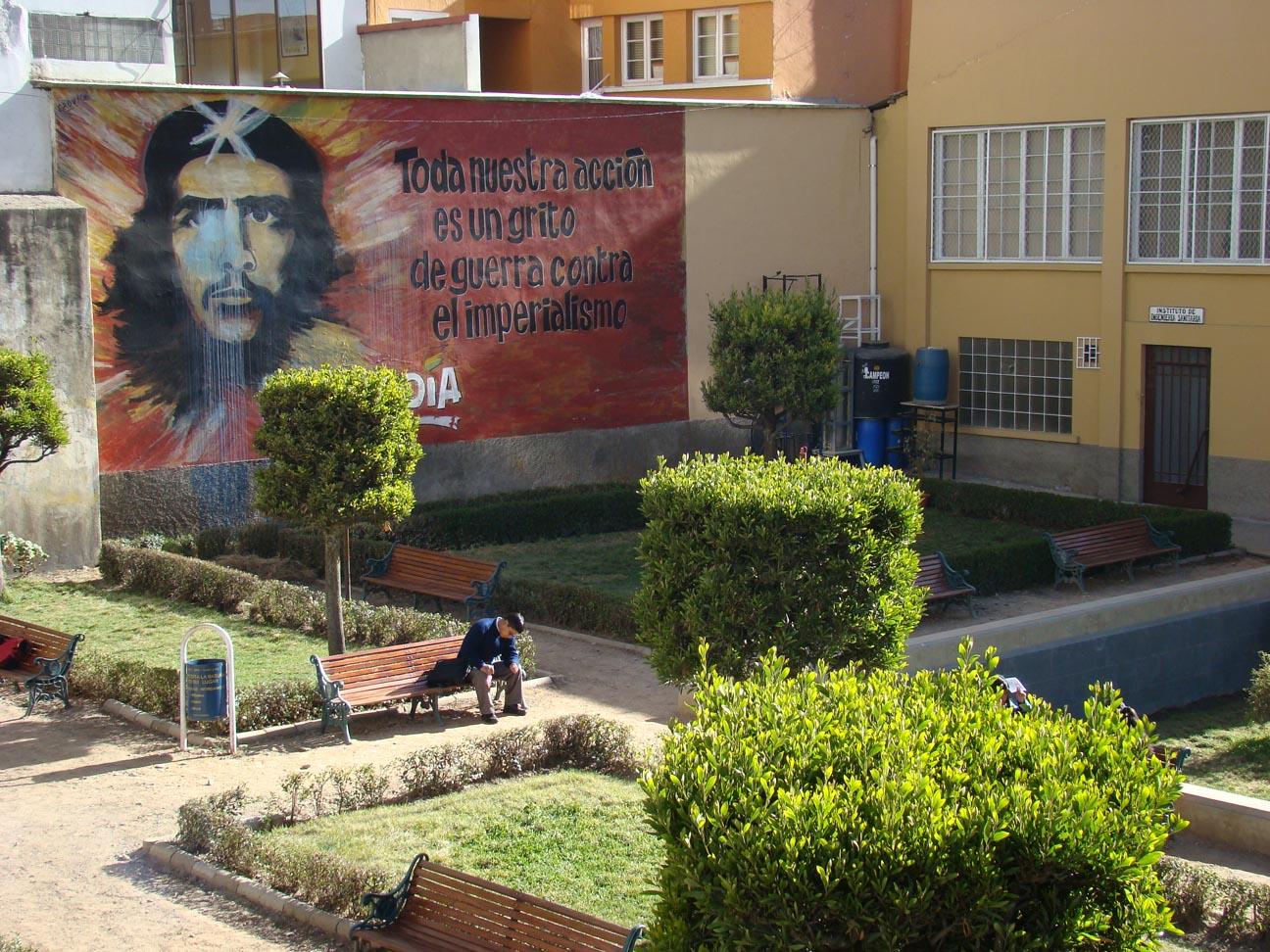 Che a La Paz50